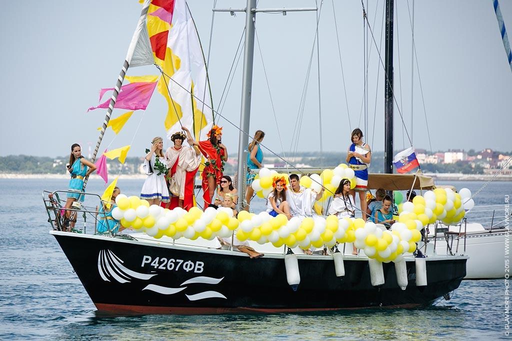 Карнавал на воде 2015 в Геленджике фото 5