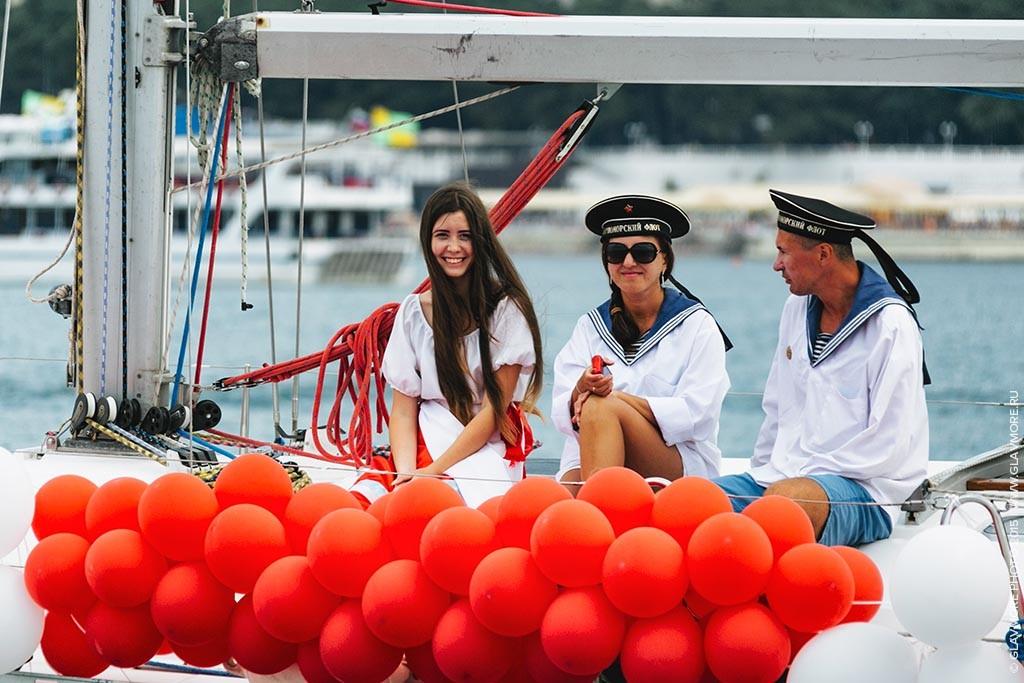 Карнавал на воде 2015 в Геленджике фото 12