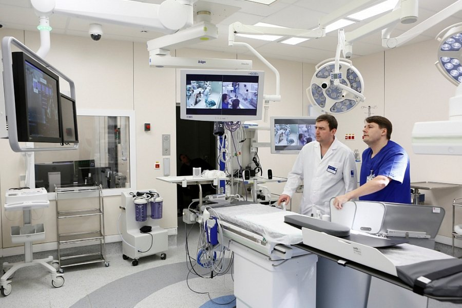 В Геленджике открыли многофункциональный медицинский комплекс фото 1