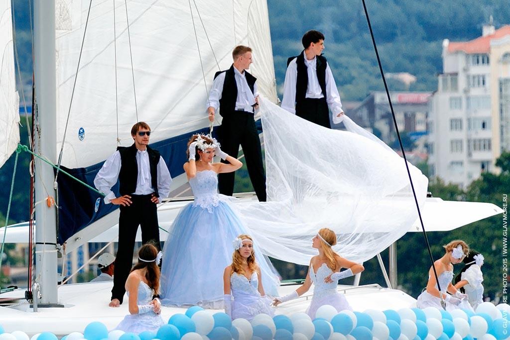 Карнавал на воде 2015 в Геленджике фото 9