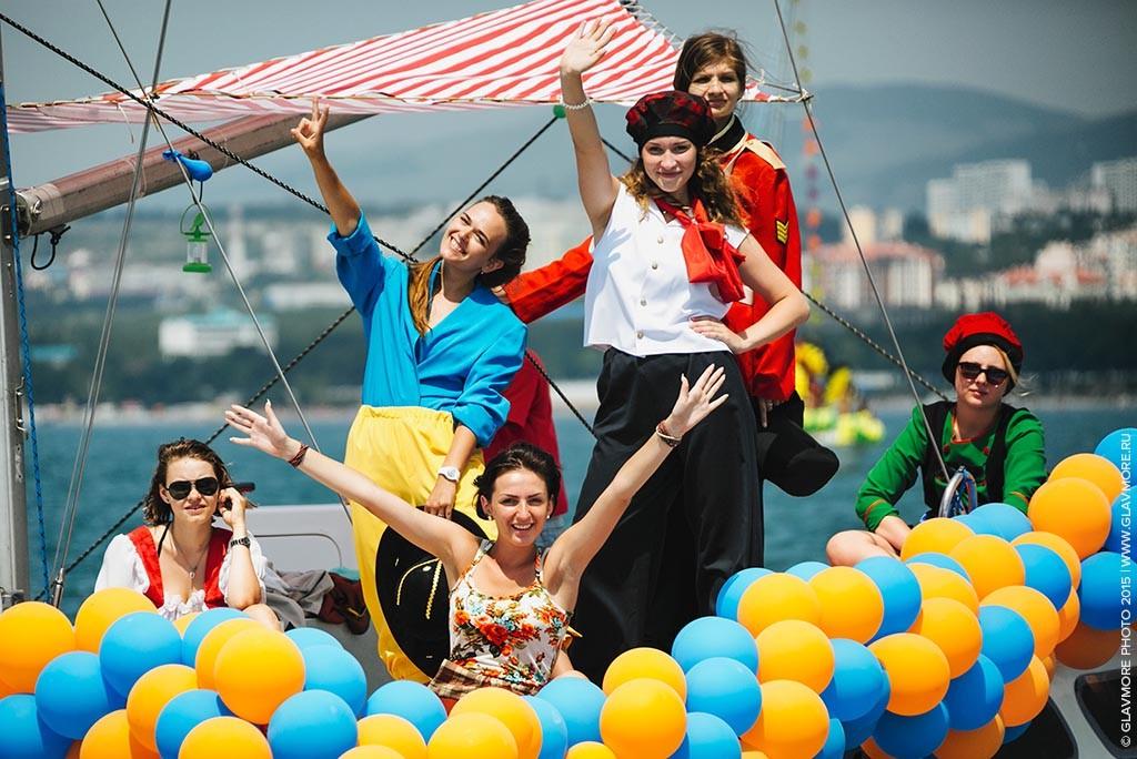 Карнавал на воде 2015 в Геленджике фото 18