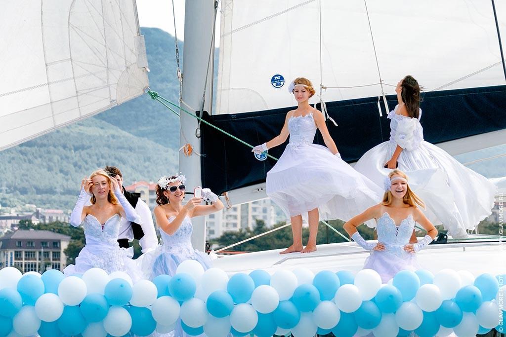 Карнавал на воде 2015 в Геленджике фото 7