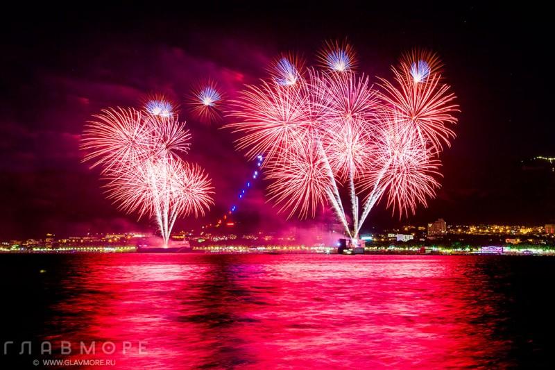 Фестиваль фейерверков состоится 6 сентября
