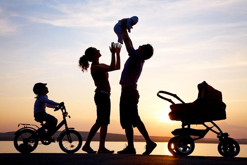 Мероприятия посвященные дню семьи в Геленджике