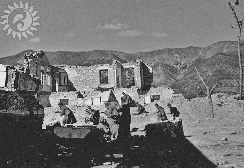 Геленджик в годы Великой Отечественной войны