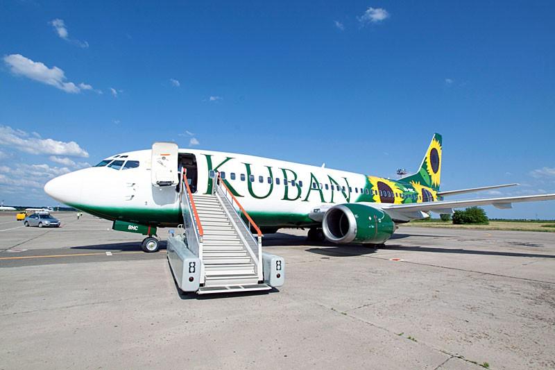 Летнее расписание «Кубани»