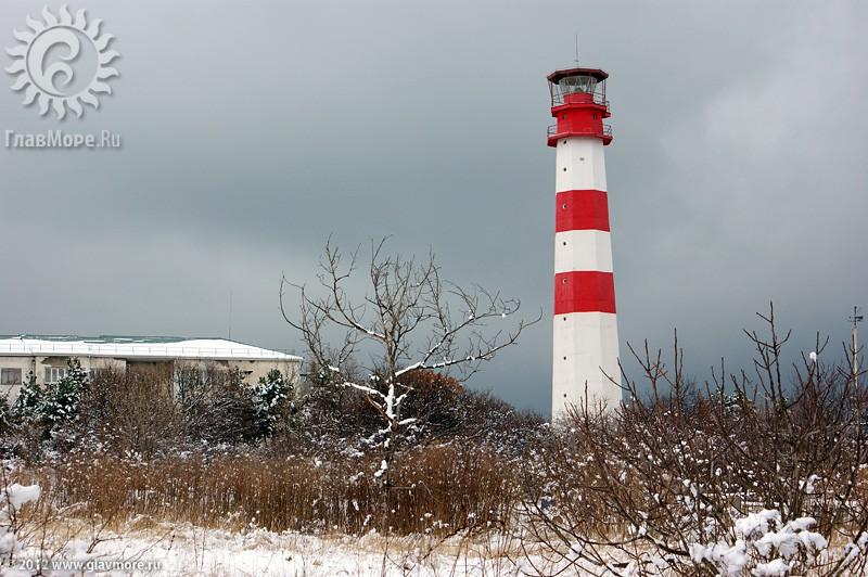 В Геленджике выпал снег фото 33