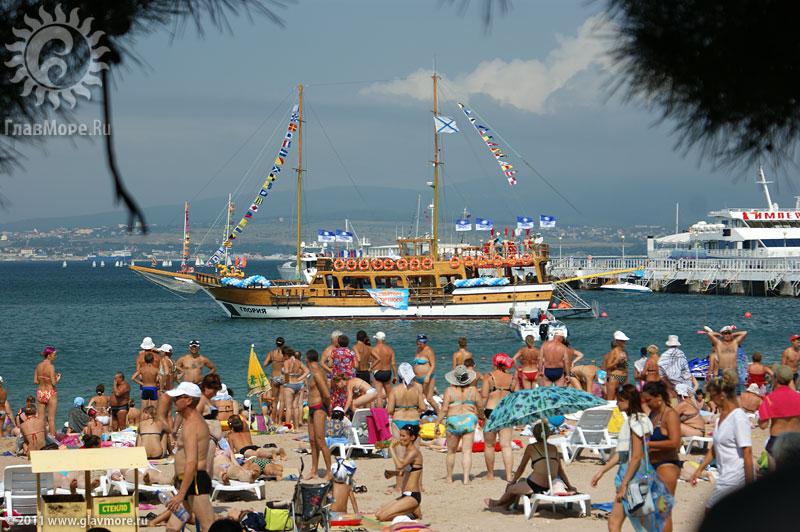 Геленджик на экваторе курортного сезона фото 5