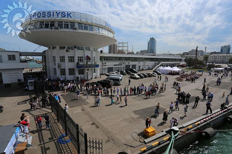 Парусный барк «Седов» прибыл в Новороссийск фото 3