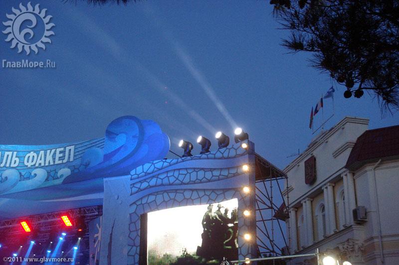 Фестиваль «Факел-2011» фото 3